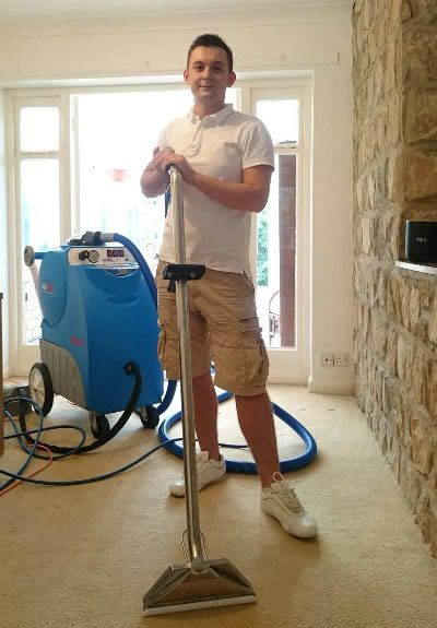Michael - The owner of DustBlasters